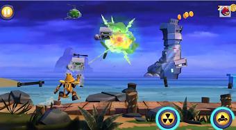 Angry Birds Transformers на андроид