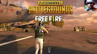 free fire battlegrounds на андроид