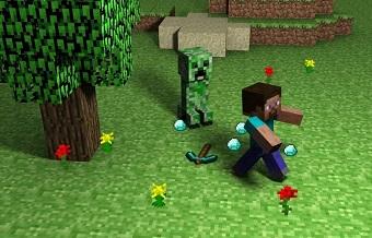 Minecraft на надроид