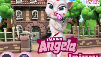 Моя говорящая Анджела на андроид