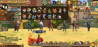 Ninja World на андроид