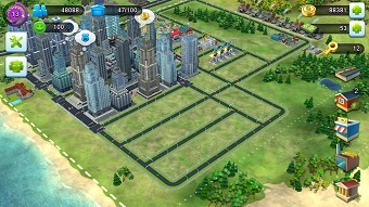 SimCity BuildIt на андроид