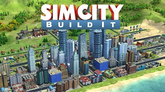 SimCity BuildIt на android