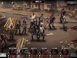 The Walking Dead Road to Survival на андроид