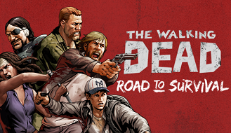 The Walking Dead Road to Survival на андроид