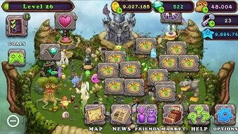 My Singing Monsters на андроид
