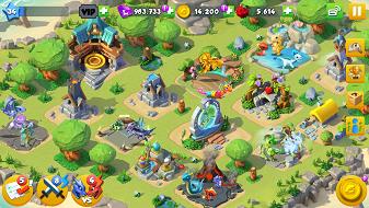 Dragon Mania Legends на андроид