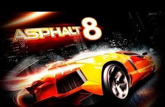 Asphalt 8: На взлёт на андроид