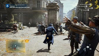 Assassin's Creed Unity на андроид