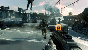 Call Of Duty: Advanced Warfare на андроид