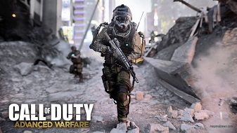 Call Of Duty: Advanced Warfare на андроид