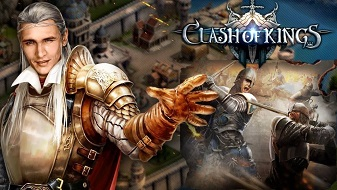 Clash of Kings на андроид