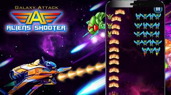 Galaxy Attack: Alien Shooter на андроид