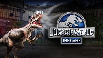 Jurassic World The Game на андроид