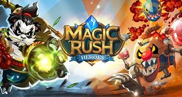 Magic Rush Heroes на андроид