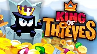 скачать игру king of thieves мод много денег и