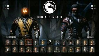 Mortal Kombat X на андроид