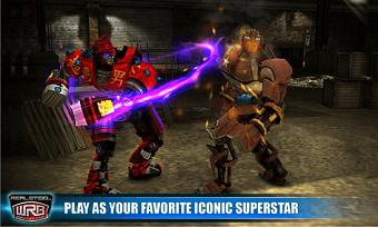 Real Steel World Robot Boxing на андроид