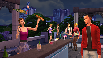 Sims 4 на андроид