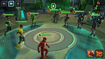 Star Wars Galaxy of Heroes на андроид