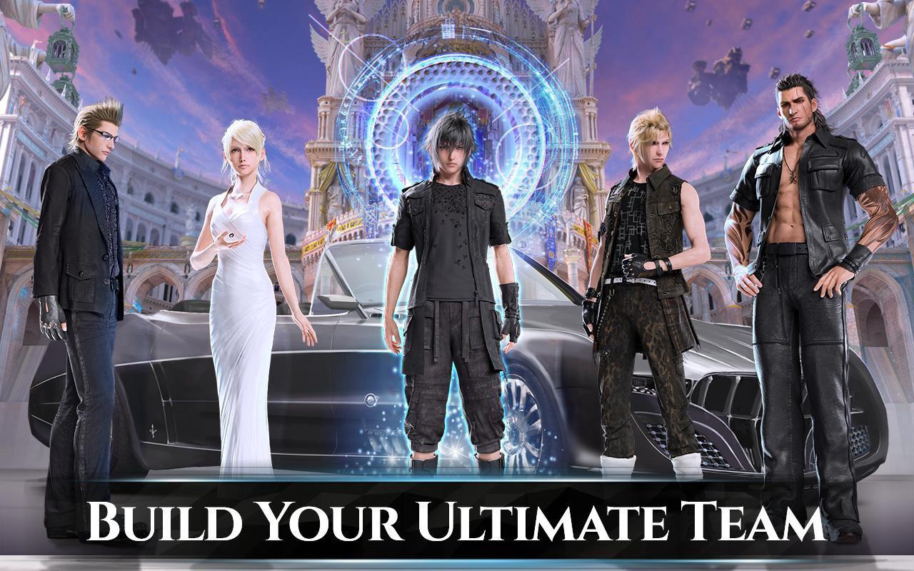 взлом Final Fantasy XV