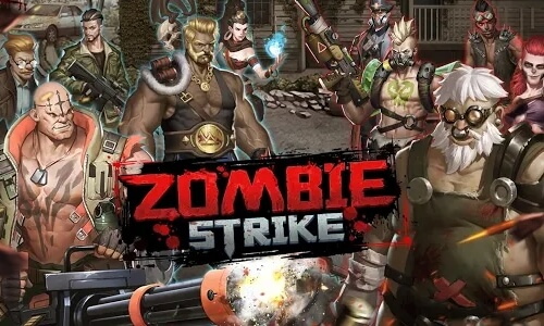 взлом Zombie Strike : The Last War of Idle Battle