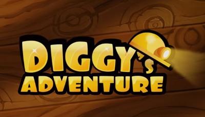 взломанная Diggy's Adventure