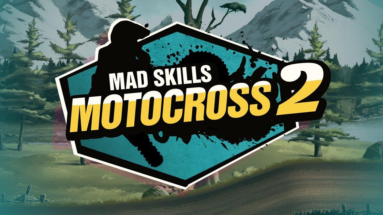 взломанный Mad Skills BMX 2