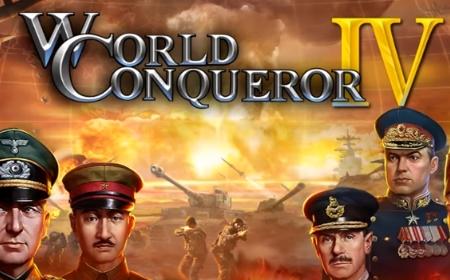 взломанная World Conqueror 4