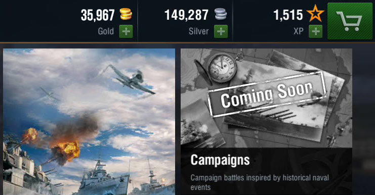 World of Warships Blitz мод на золото