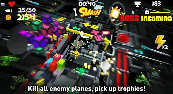 Aero Smash хак