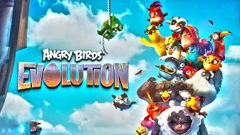 Angry Birds Evolution на андроид
