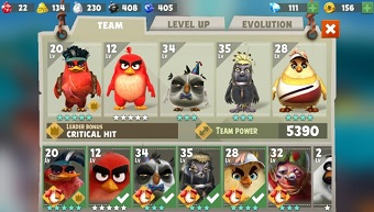 Angry Birds Evolution на андроид