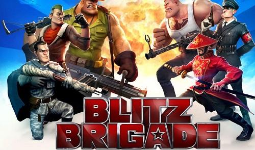 скачать мод на деньги в игре blitz brigade