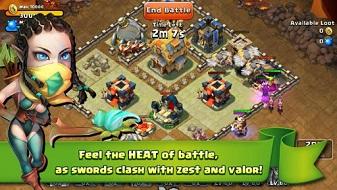 Castle Clash на андроид