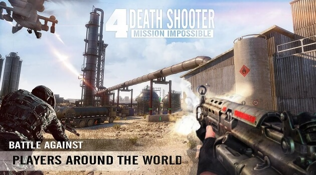 Death Shooter 4 мод