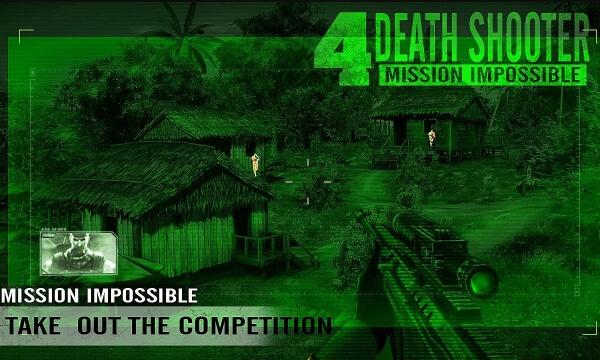 Death Shooter 4 взлом