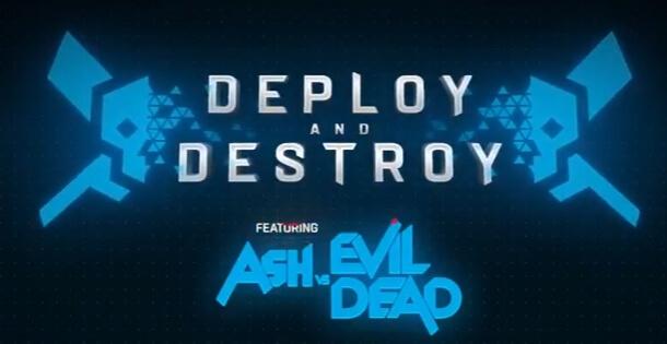 Deploy and Destroy: Ash vs ED взлом
