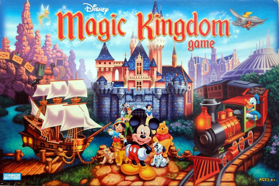 Disney Magic Kingdoms на андроид