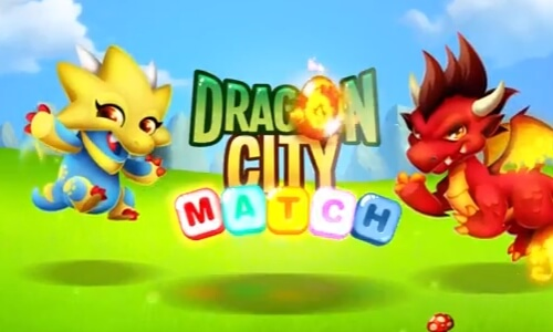 Dragon City Match