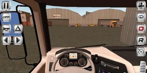 Euro Truck Driver на андроид