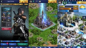 Final Fantasy XV на андроид