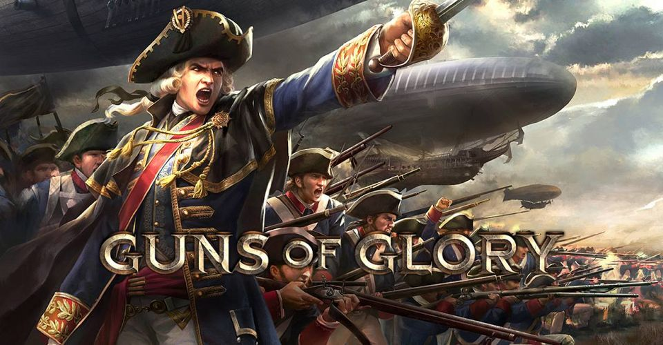 Guns of Glory коды