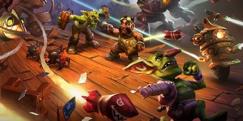 Hearthstone Heroes of Warcraft на андроид