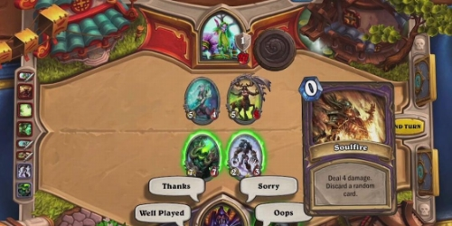 Hearthstone Heroes of Warcraft на андроид