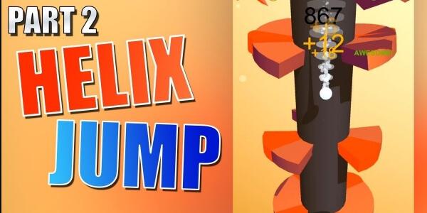 helix-jump