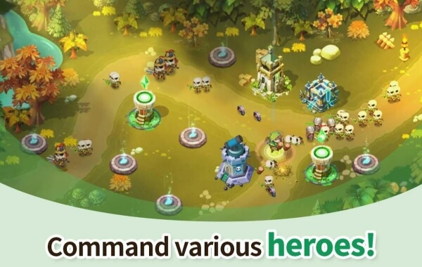 Hero Defense King mod