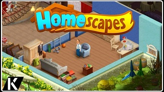 Homescapes на андроид