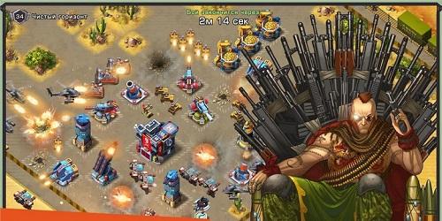 Iron Desert на андроид