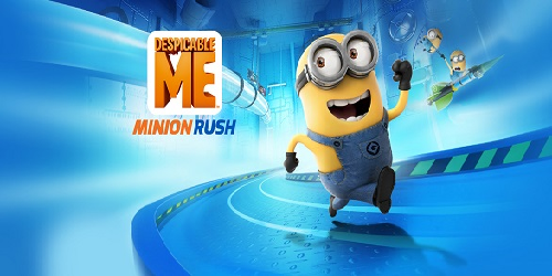 Minion Rush на андроид